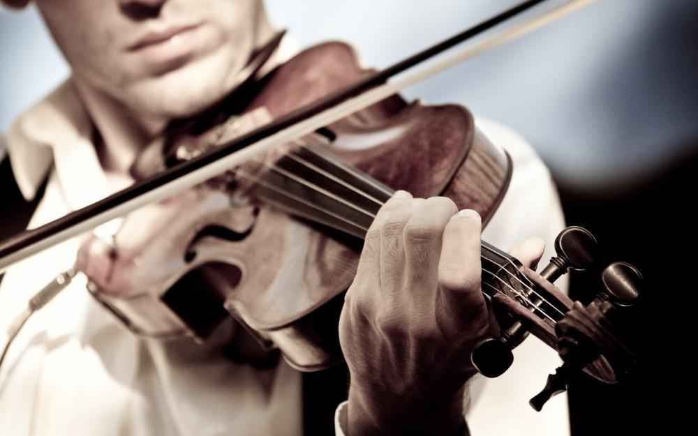 Violin concert - DEMO